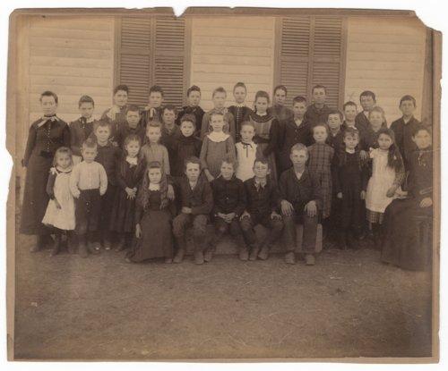 School children, Morris County - Page