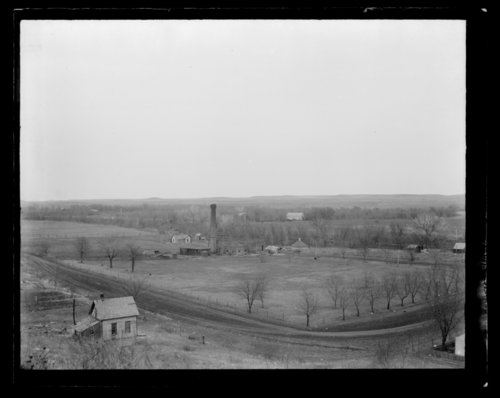 Bird's eye view of Council Grove, Kansas - Page