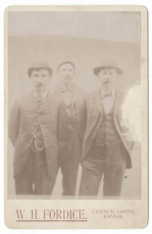 John Lague, James Faulconer, and Eckley - Page