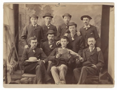 Members of the Kaw Kaw Club - Page