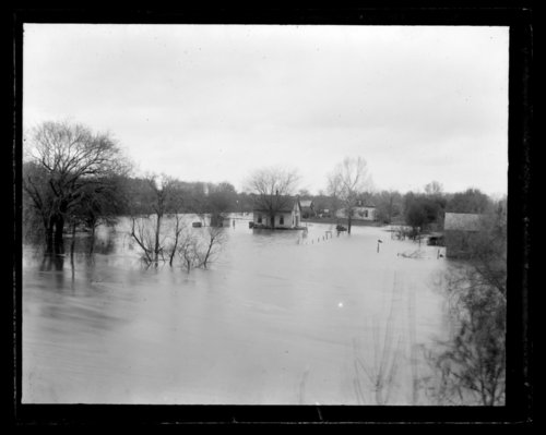 Flooding along the Neosho River - Page