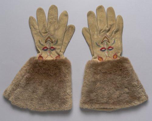 Buckskin Gloves - Page