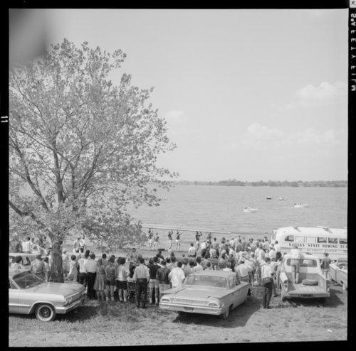 Dedication of the Council Grove reservoir - Page