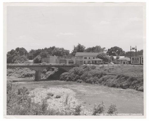 Santa Fe Trail ford, Council Grove, Kansas - Page