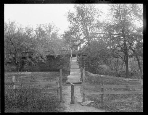 Neosho River bridge, Council Grove, Kansas - Page