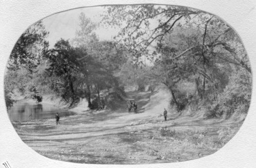 Ford on the Neosho River, Council Grove, Kansas - Page