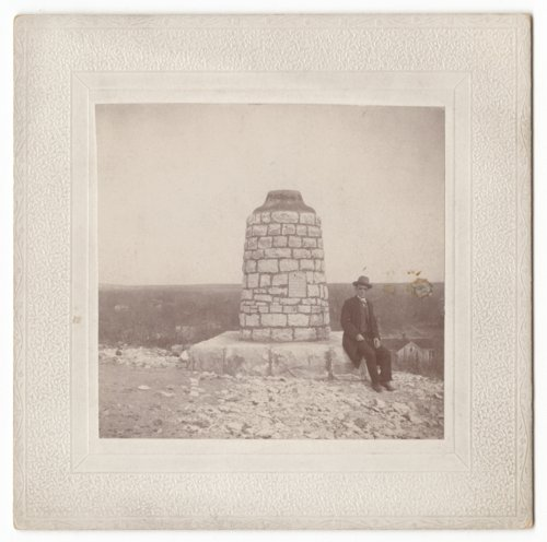 Old Bell Monument, Council Grove, Kansas - Page