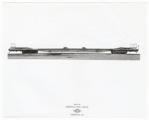 Atchison, Topeka & Santa Fe Railway Company's flat Car 291021, Greenville, Pennsylvania - Page
