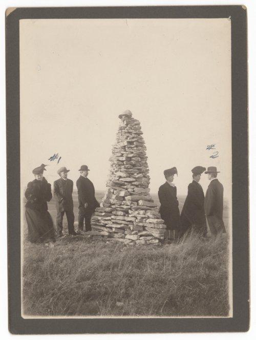 Father Padilla Monument, Council Grove, Kansas - Page