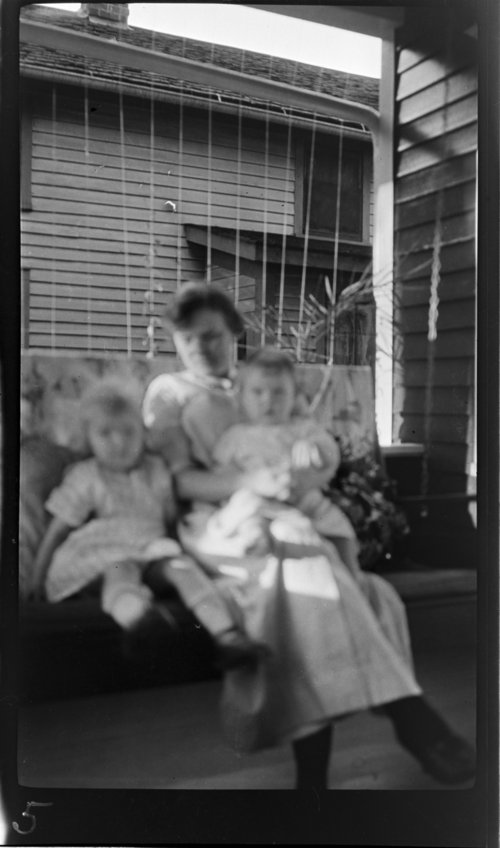 Mabel, Betty & Peggy Hughes - Page