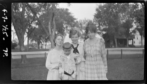 JRH [James Hughes], Alice, Juliet & Lois L - Page
