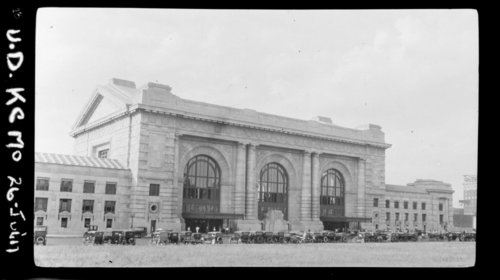 Union Station - Kansas City, MO - Page
