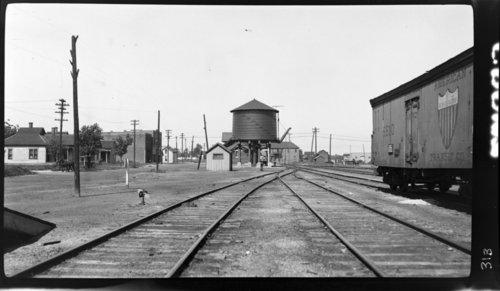 Misc., Pittsburg, KS, American Refrigerator Transit Co - Railway car in yard - Page