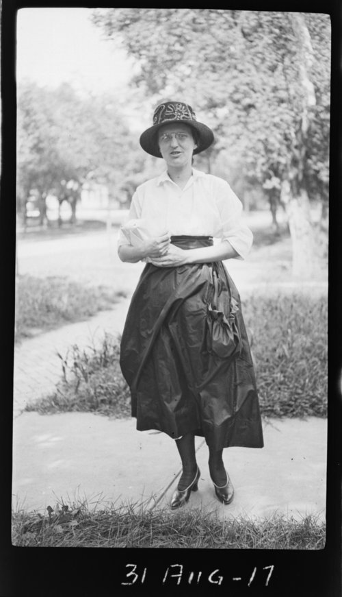 Mabel Hughes - Page
