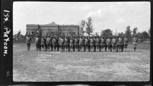 """C"" 1st Platoon - Page"