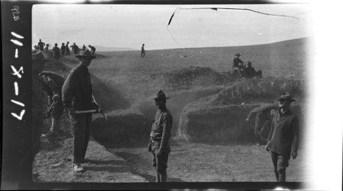 130th Gun Pits - Page