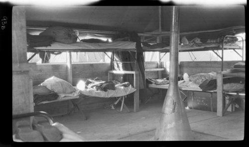 "Tent Interior - ""C"" - Page"