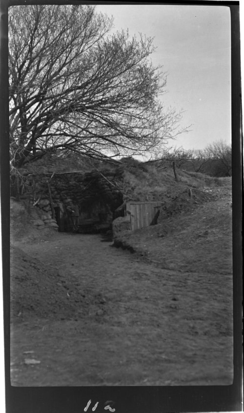 Camouflaged Gun Emplacements @ Btry. Negre - Page