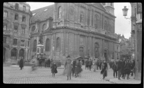 Palace Madelaine, Besancon, France - Page