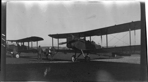 Aeroplanes - Le Valdahon, France - Page
