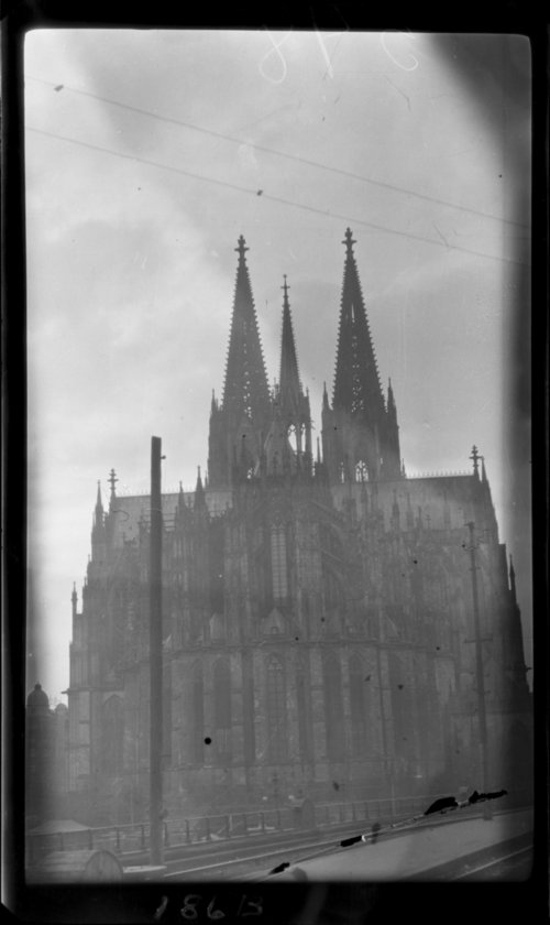 Cathedral, Cologne, Germany - Page