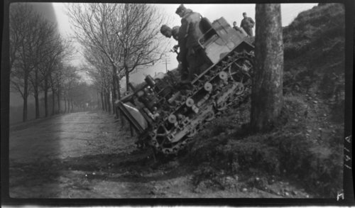 17th FA, Ehrenbreitstein, Germany, 5 ton tractor - Page