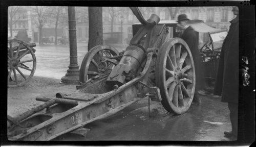 Place de Palais Royale; German 220mm Short, Bruxelles, Belgium gun - Page