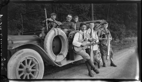 White, Gallaher, & ?, plus German Troubadors, Germany - Page