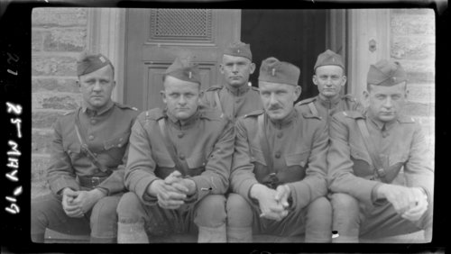 Group of Officers - Walporzheim, Germany - Page