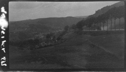 Overlooking Waxweiler - Page