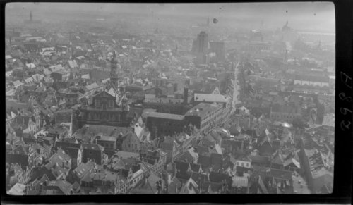 Antwerp, looking SE, Aerial view. Belgium - Page
