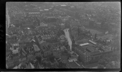 Antwerp, Vw. SW, Aerial view. Belgium - Page