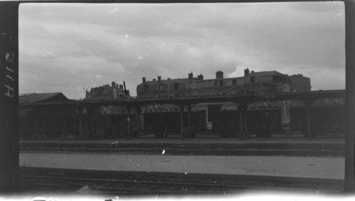 Gare - Arras, France - Page