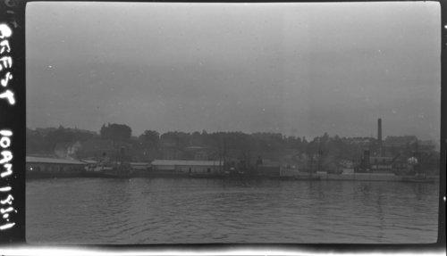 Brest Quai Harbor 10 AM, France - Page