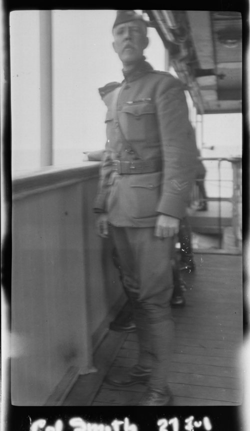 Col. Wright Smith, Zeelandia - Page