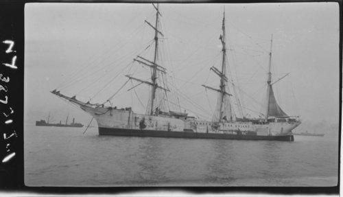 Sailing Vessel, NY, NY Harbor, Danmark, Pehr Ugland - Page