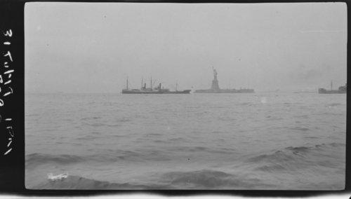 Goddess of Liberty, 1 pm, NYC Harbor - Page