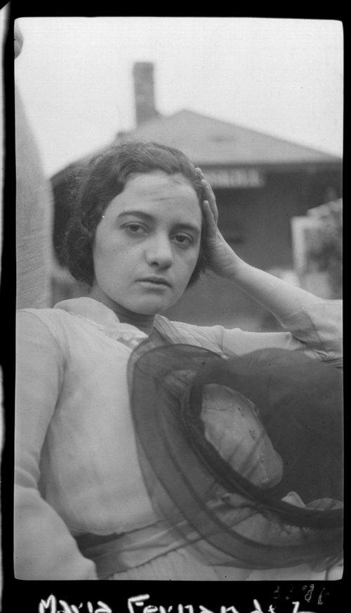 Maria Fernandez, NY - Page