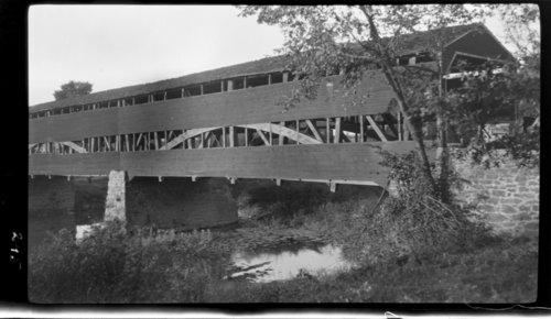 Covered bridge, Gettysburg - Page