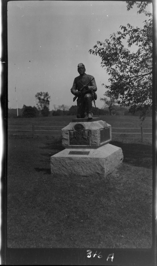Monument, Gettysburg - Page