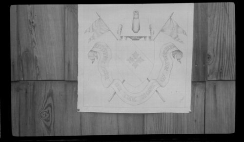 Regtl. Coat of Arms; 1st Draft, 13th FA - Page