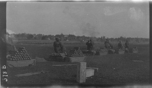 C. W. - Stokes Mortars - Page