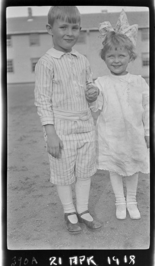James and Betty Hughes - Page