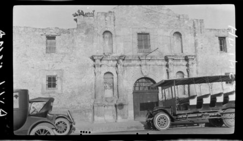 Alamo, San Antonio, TX - Page