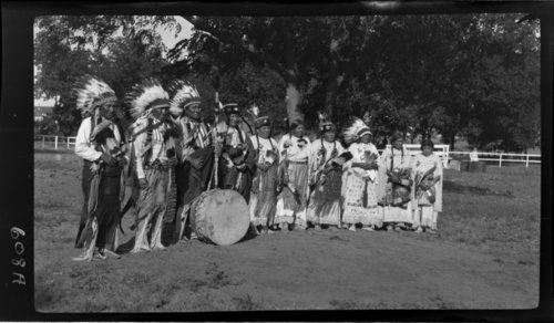 Native Americans, Fort Sill, Oklahoma - Page
