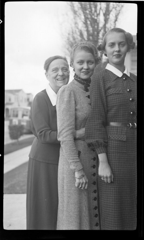 Mabel, Betty, & Peggy, Long Beach, CA - Page
