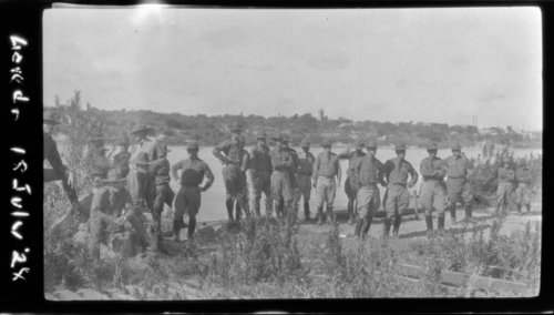 Officers Reserve Corps, Waco, Texas - Page