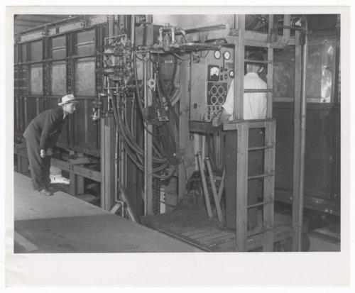 Atchison, Topeka & Santa Fe Railway Company's backshop, Argentine, Kansas - Page