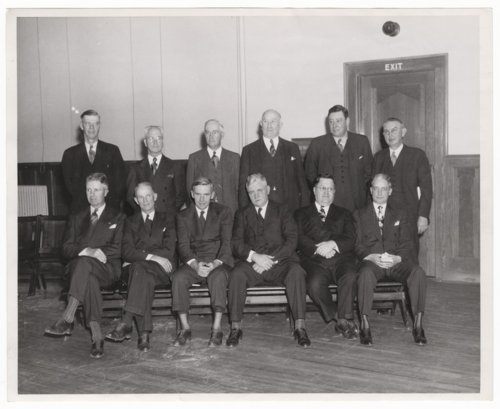 Atchison, Topeka & Santa Fe Railway Company officials - Page