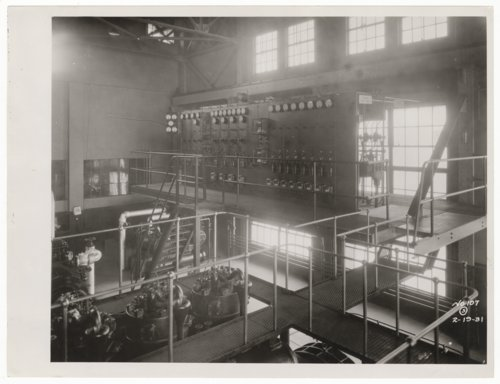 Power House Switchboard, Grand Canyon - Page